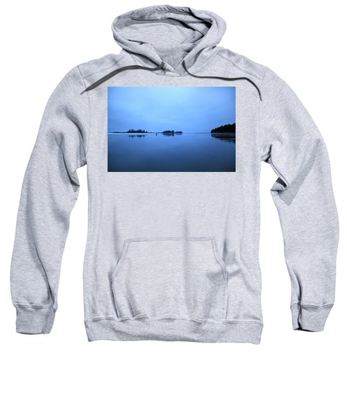 Chesterman Spatial Blues Sweatshirt