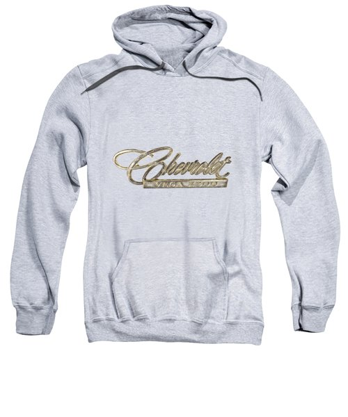 Chevrolet Vega Emblem Sweatshirt