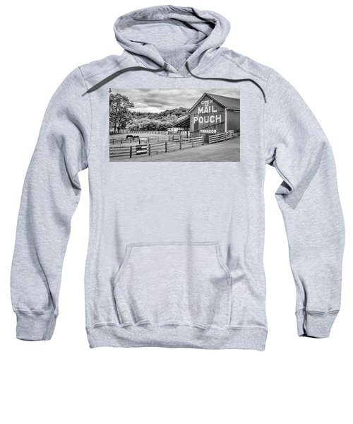 Chew Mail Pouch - U.s. 62 #2 Sweatshirt