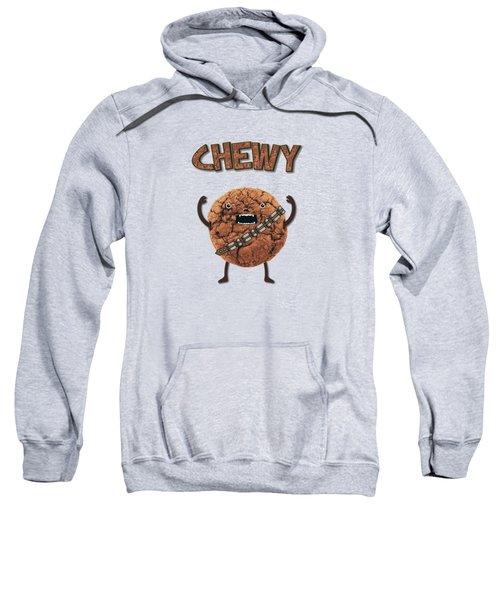 Chewy Chocolate Cookie Wookiee Sweatshirt