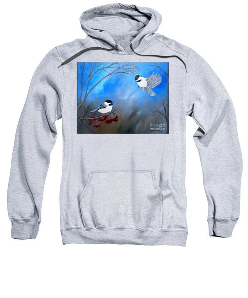 Chickadees  Sweatshirt