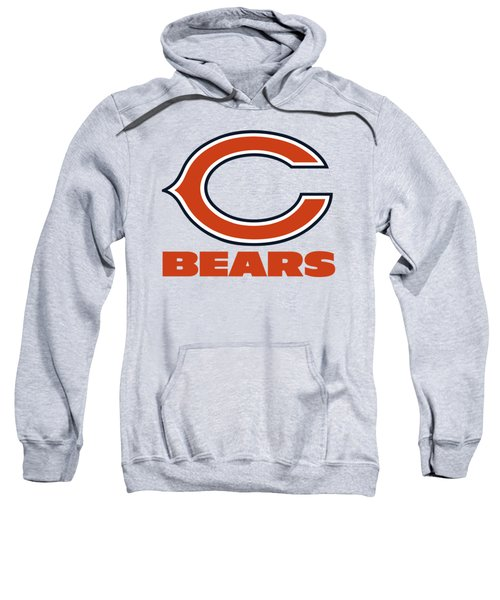 Chicago Bears Translucent Steel Sweatshirt