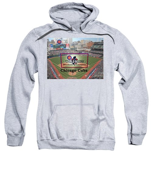 Chicago Cubs - 2016 World Series Champions Sweatshirt