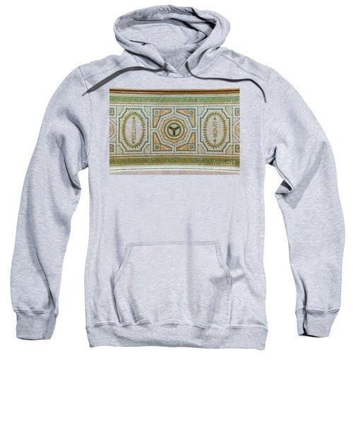 Chicago Cultural Center Ceiling With Y Symbol Sweatshirt