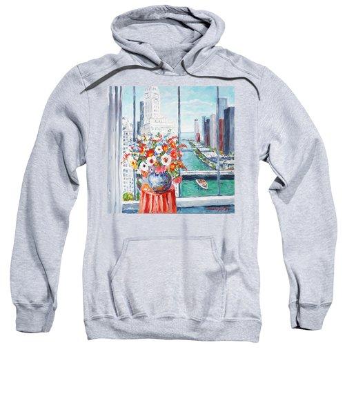 Chicago River Sweatshirt