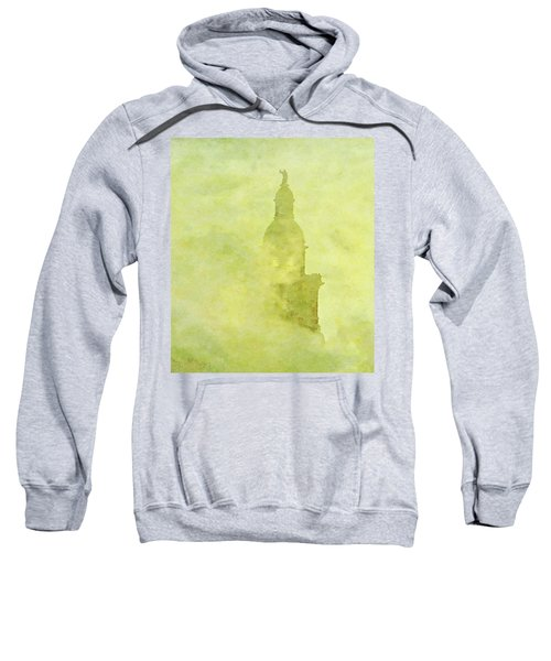 Chicago Steeple Sweatshirt
