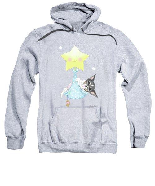 Chihuahua Cookie Baby Sweatshirt