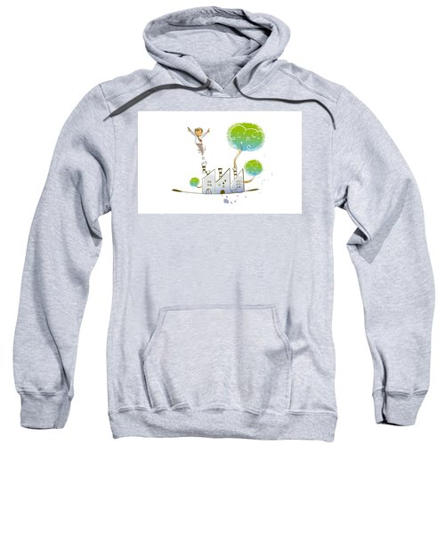 Childhood Dream Sweatshirt