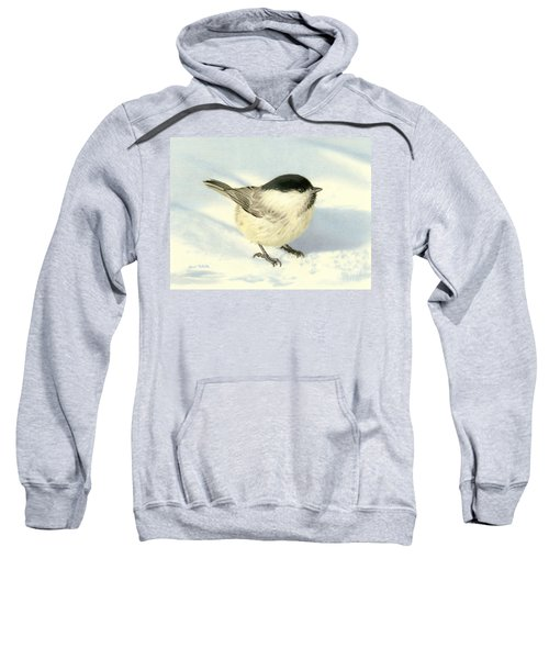 Chilly Chickadee Sweatshirt