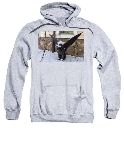 Chimera In The Snow Sweatshirt