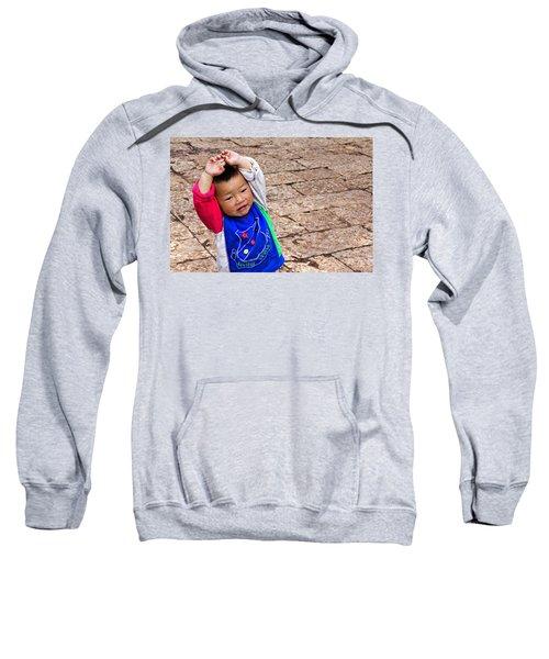 Chinese Boy Joy Sweatshirt