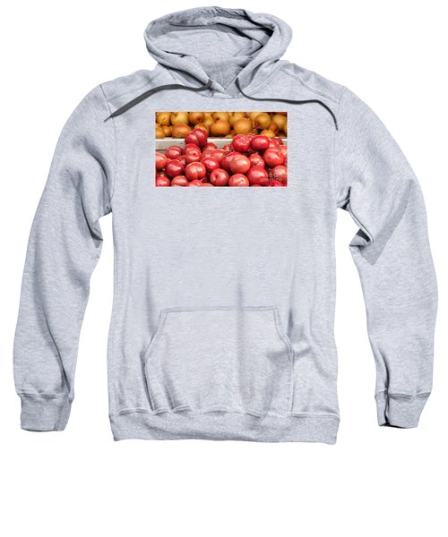 Chinese Plums And Pears Pickled In Sugar Sweatshirt