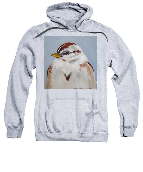 Chipping Sparrow Sweatshirt
