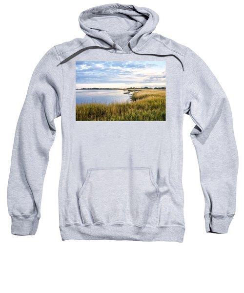 Chisolm Island Shoreline  Sweatshirt
