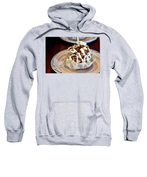 Chocolate Caramel Apple Sweatshirt