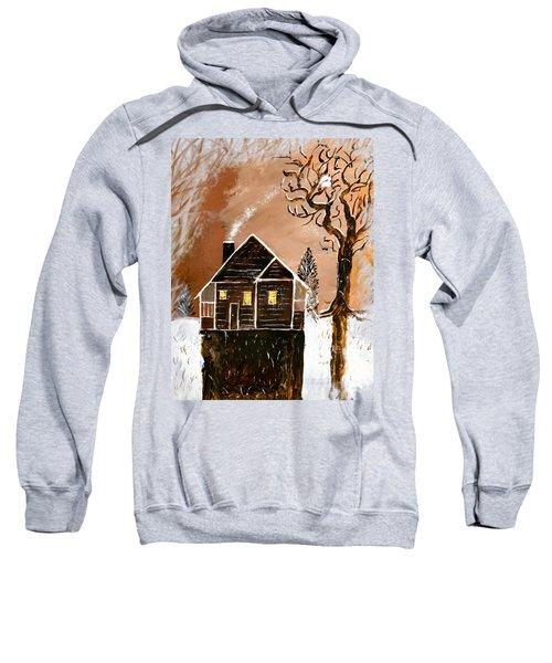 Chocolate Roast Sweatshirt