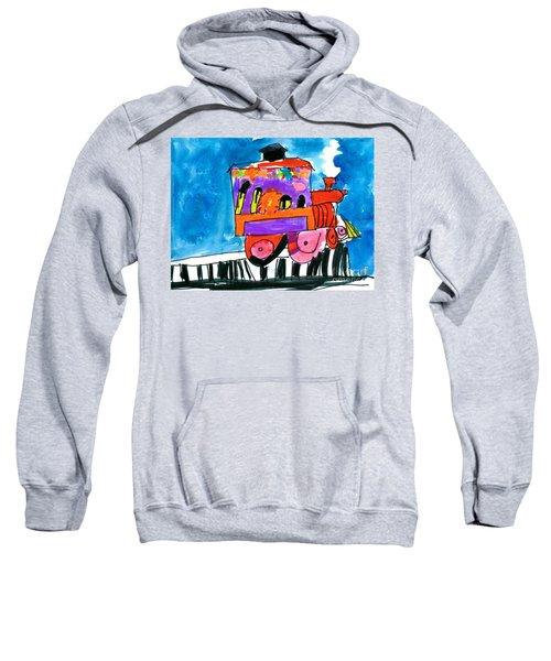 Choochoo Train Sweatshirt