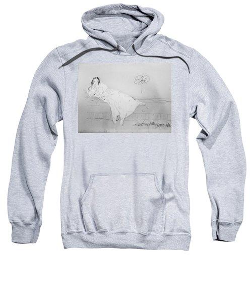 Chopin's Woman Sweatshirt