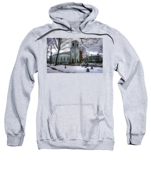 Christ Church In Cambridge Sweatshirt