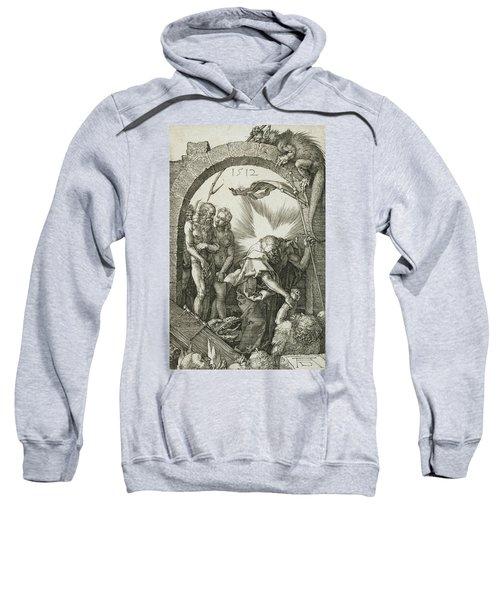 Christ In Limbo Sweatshirt