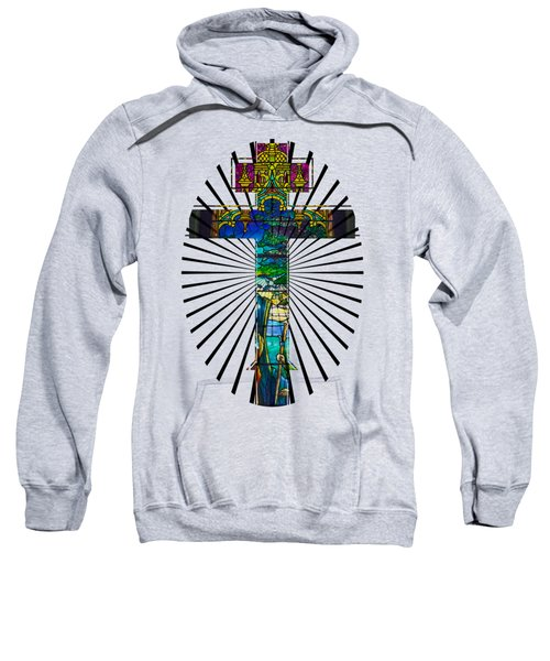 Christian Cross No 1 Sweatshirt