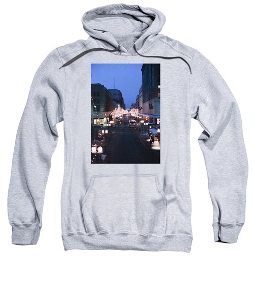Christmas On The Mall Sweatshirt