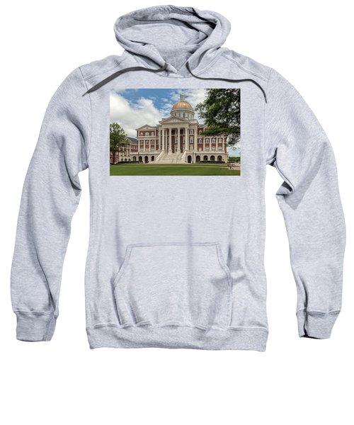 Christopher Newport Hall Sweatshirt