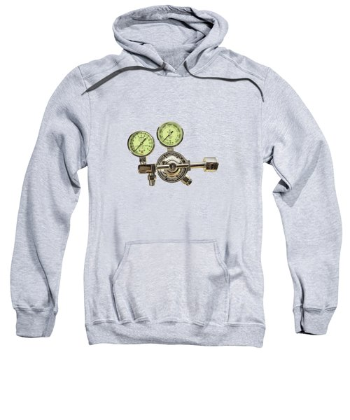 Chrome Regulator Gauges Sweatshirt