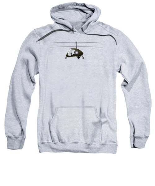 Chu Hummingbird Model B - Yi Sweatshirt