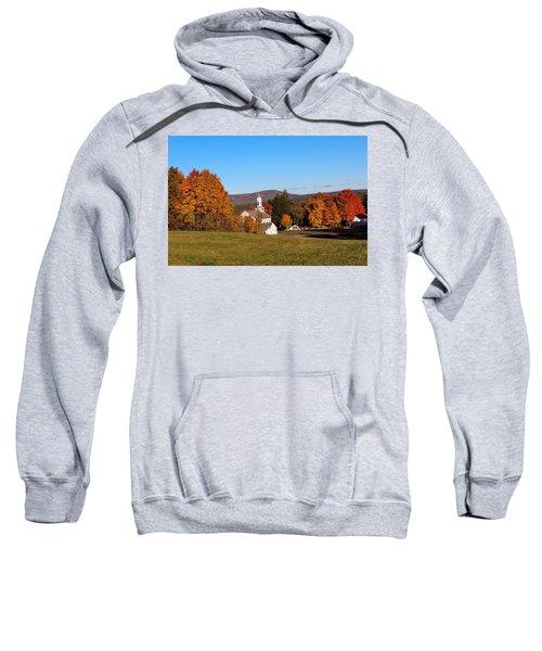 Church And Mountain Sweatshirt