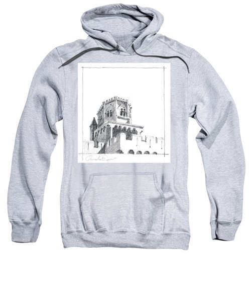 Church At Chamalieres Sweatshirt
