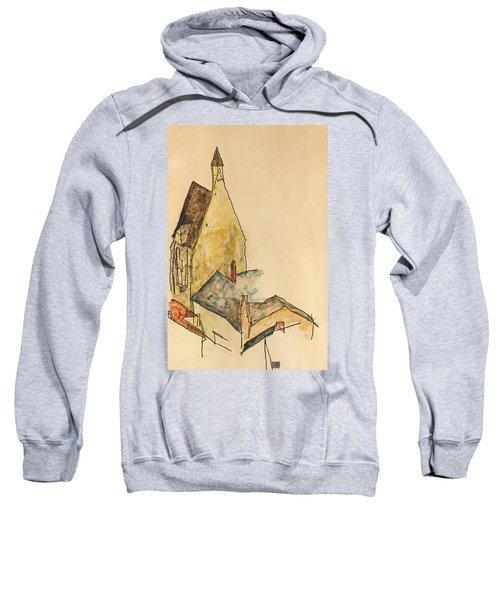 Church Hospital Modling Sweatshirt