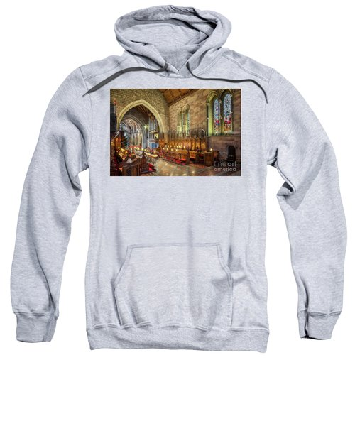 Church Organist Sweatshirt