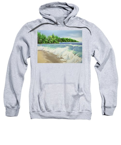 Churning Sand  Sweatshirt