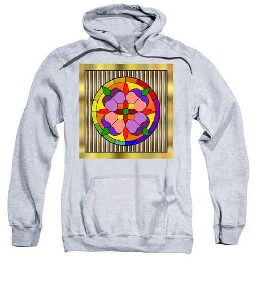 Circle On Bars Sweatshirt