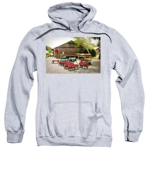 Circle The Wagons Sweatshirt