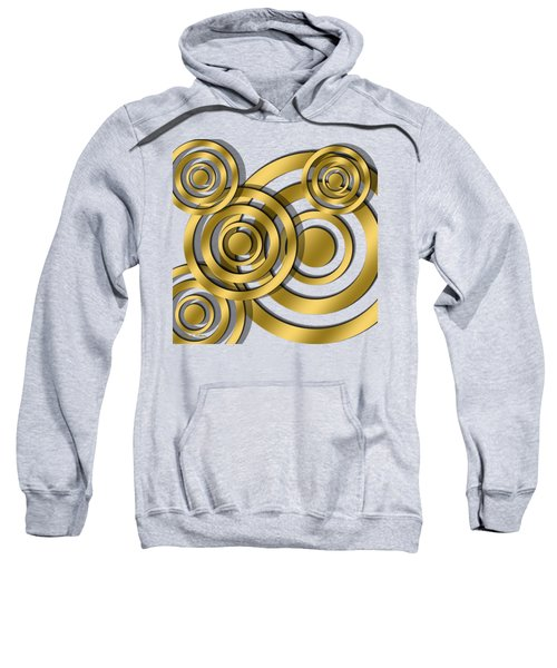 Circles - Transparent Sweatshirt
