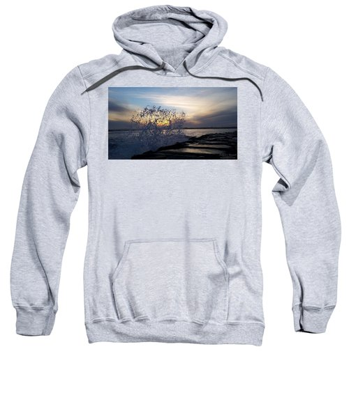 Circling Sunset Sweatshirt