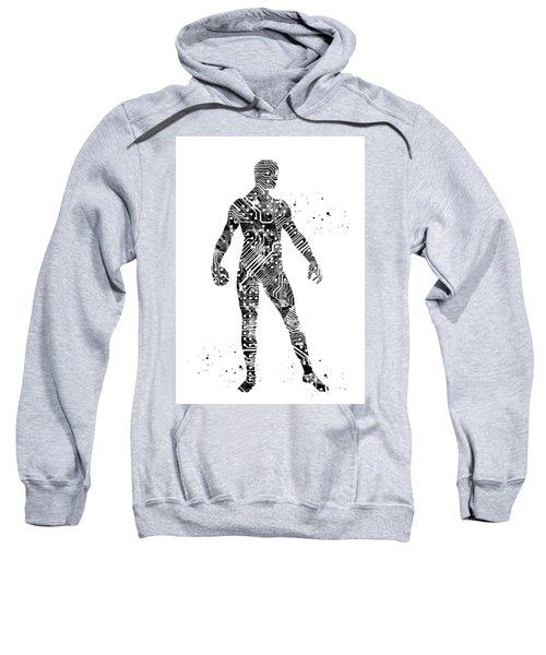 Circuit Board Man 3 Sweatshirt