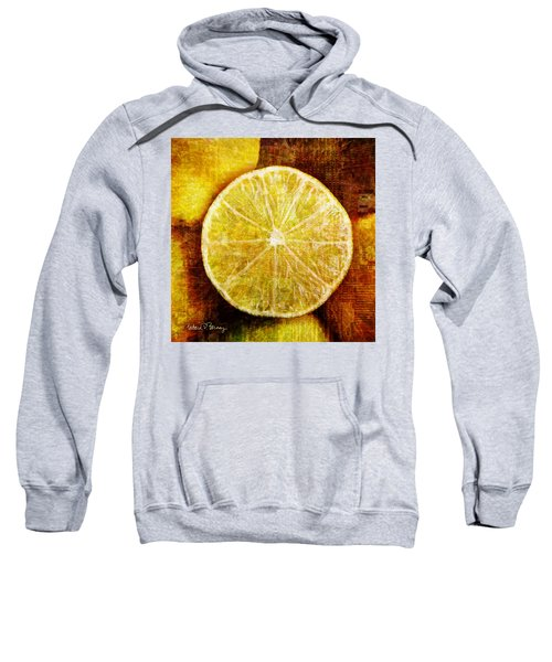 Citrus Sweatshirt