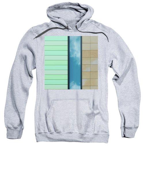 City Abstract Sweatshirt