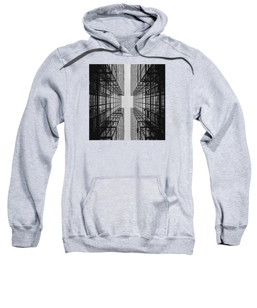 City Buildings Sweatshirt