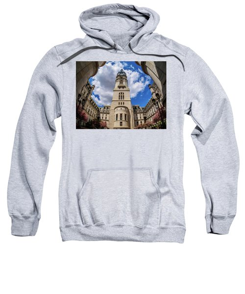 City-hall-philadelphia-photo Sweatshirt