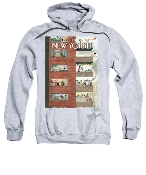 City Living Sweatshirt