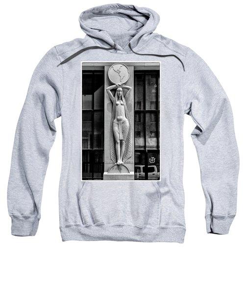 City Museum Figure Sweatshirt