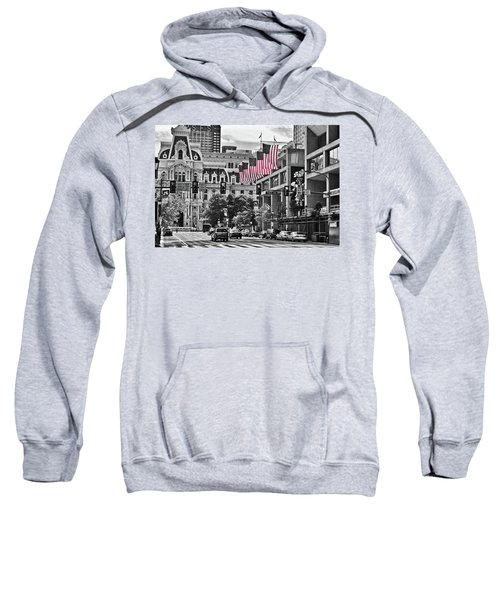 City Of Brotherly Love - Philadelphia Sweatshirt