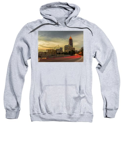 City Sunset Sweatshirt
