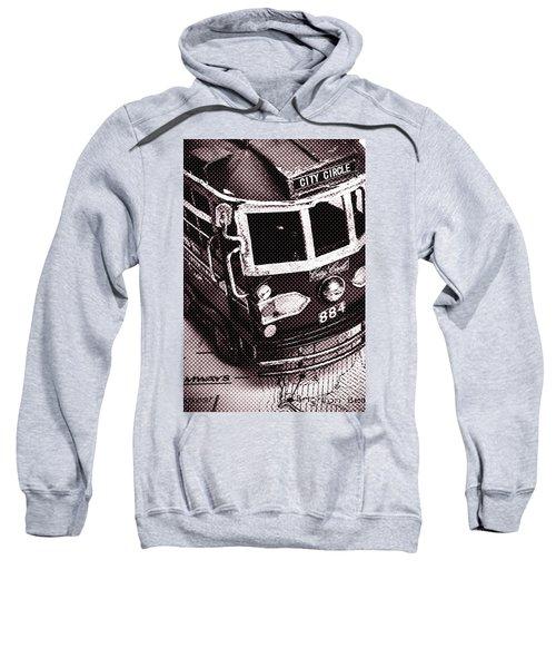 City Wall Art Tours Sweatshirt
