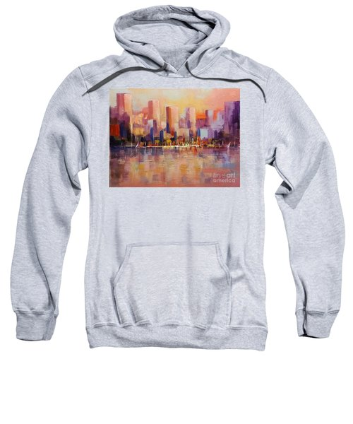 Cityscape 2 Sweatshirt