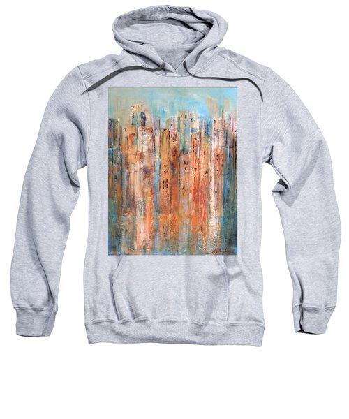 Cityscape #3 Sweatshirt